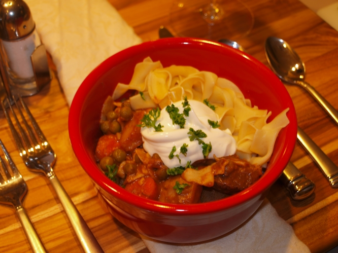 Beef Stew With Noodles Recipes — Dishmaps